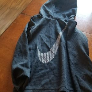 Super cute boys Nike dri- fit hoodie